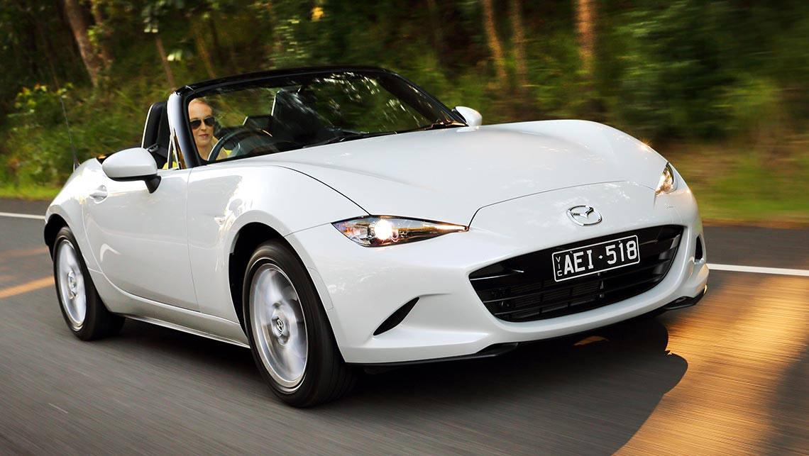 2015 mazda mx 5 roadster review 1 5 litre road test carsguide. Black Bedroom Furniture Sets. Home Design Ideas