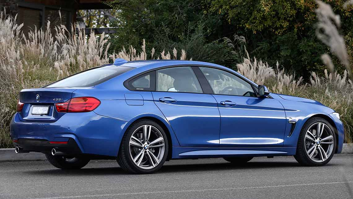 2014 bmw 4 series gran coupe review first drive carsguide. Black Bedroom Furniture Sets. Home Design Ideas