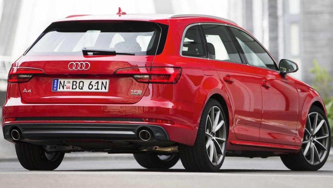 Audi a4 avant 2016 manual 17