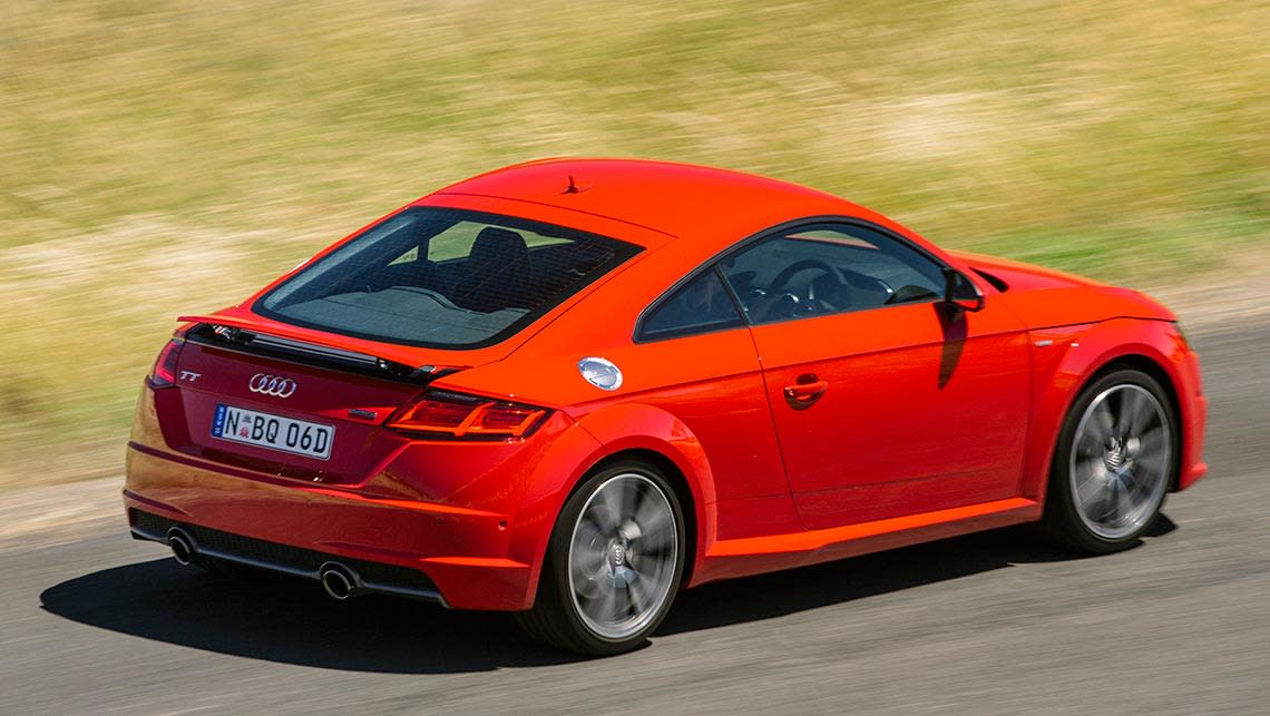 2015 audi tt coupe review carsguide. Black Bedroom Furniture Sets. Home Design Ideas