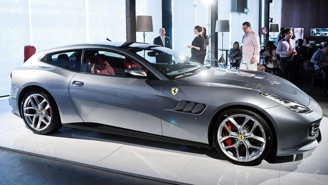 2017 Ferrari GTC4 Lusso T | new car sales price - Car News ...