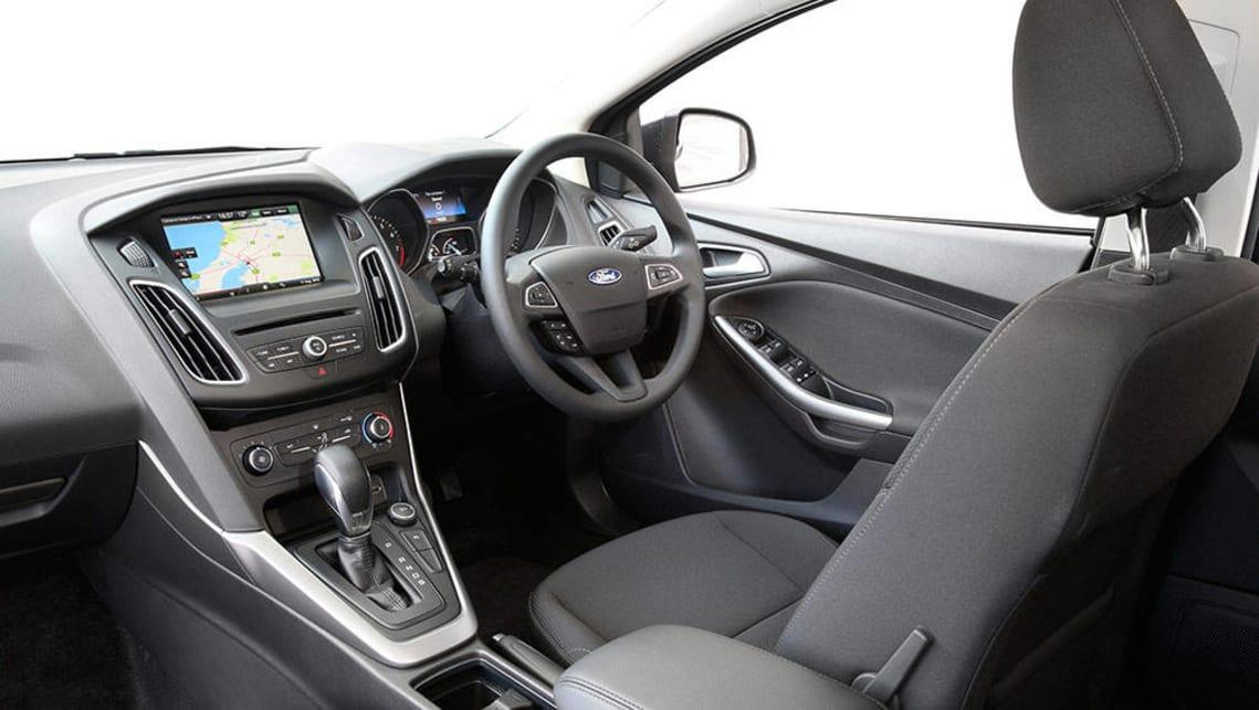 2016 Ford Focus Titanium Review Road Test Carsguide