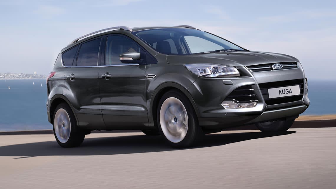 Image Result For Ford Kuga Titanium Review