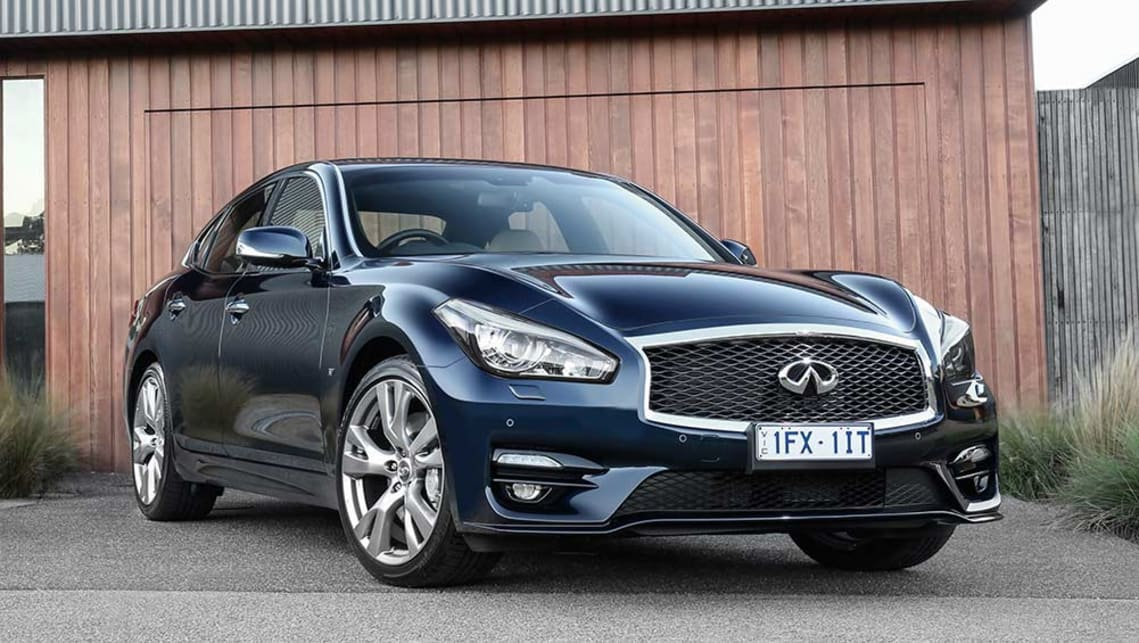 infiniti q70 s premium 2016 review road test carsguide. Black Bedroom Furniture Sets. Home Design Ideas
