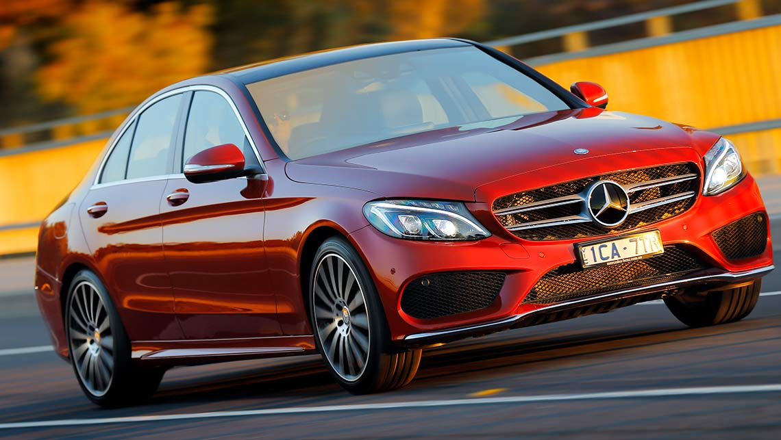 Mercedes benz c250 bluetec 2015 review carsguide for Mercedes benz c250 2015