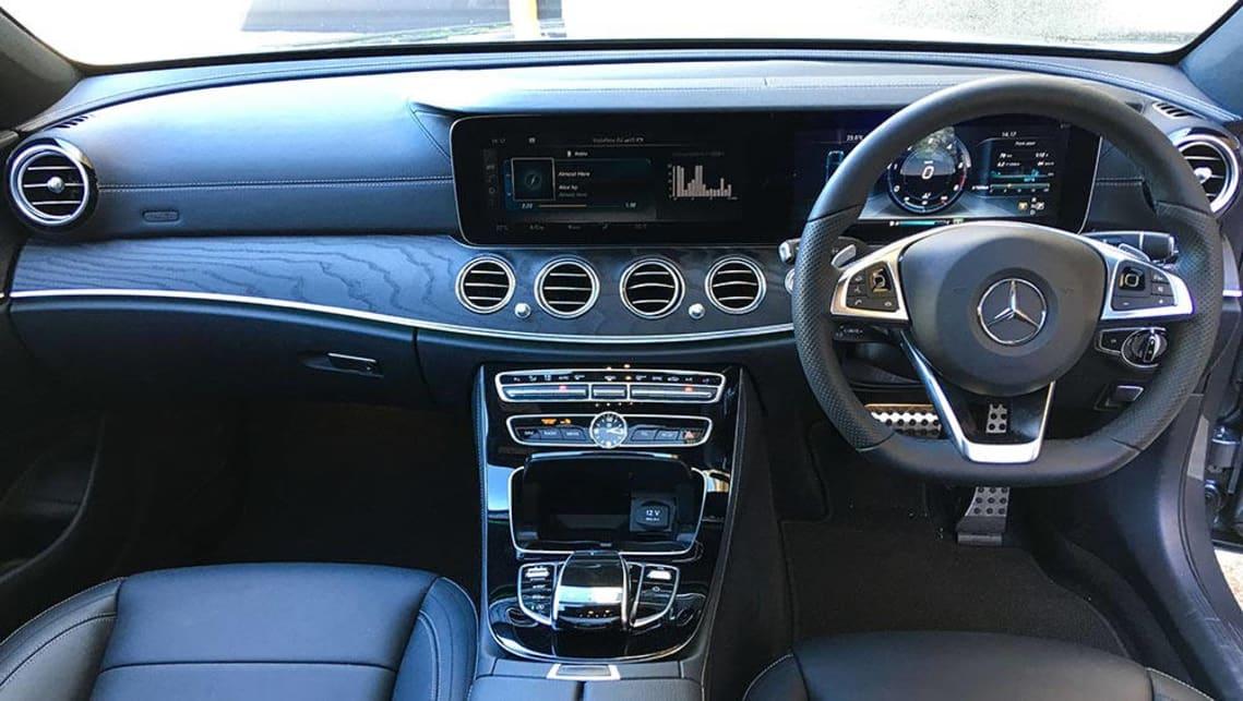 Mercedes Benz E 2017 Price >> Mercedes-Benz E220d 2016 review   road test   CarsGuide