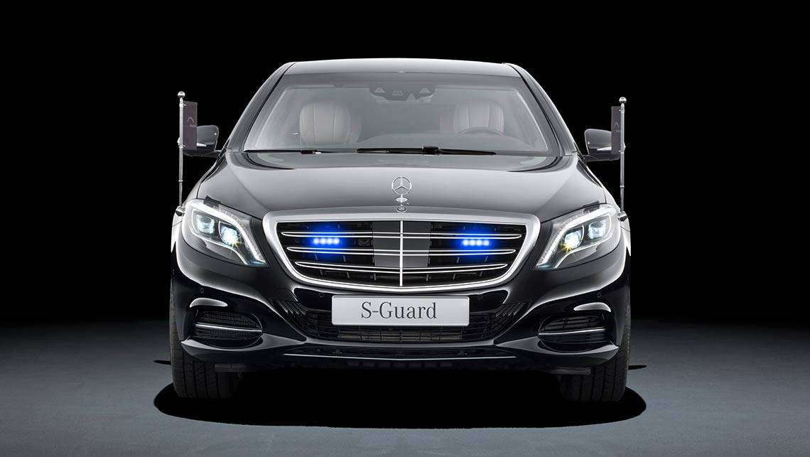2014 mercedes benz s guard review first drive carsguide for Mercedes benz guard