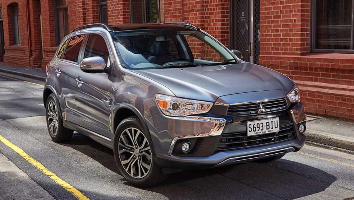 2017 Mitsubishi ASX   new car sales price - Car News   CarsGuide