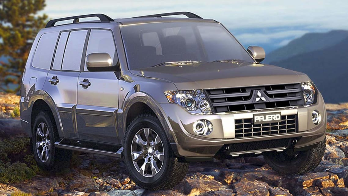 mitsubishi pajero used review 1991 2015 carsguide. Black Bedroom Furniture Sets. Home Design Ideas