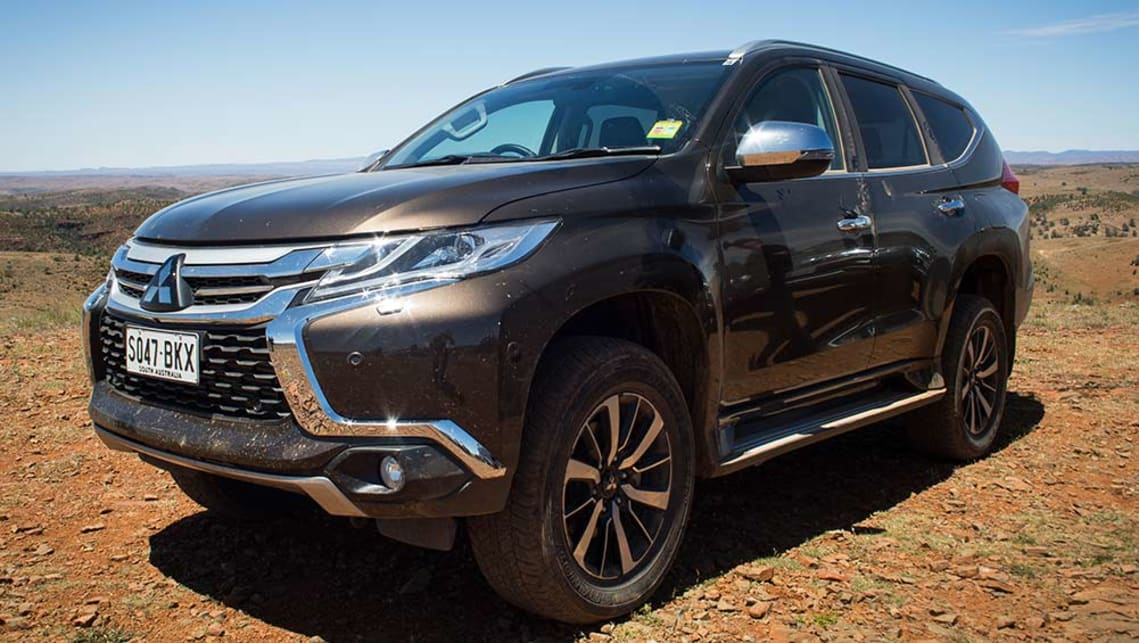 Mitsubishi Pajero Sport Exceed 2016 Review Off Road Video Carsguide
