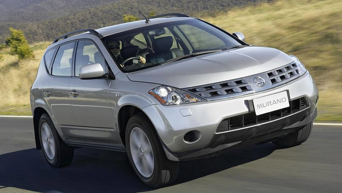 nissan murano used review 2005 2015 carsguide. Black Bedroom Furniture Sets. Home Design Ideas
