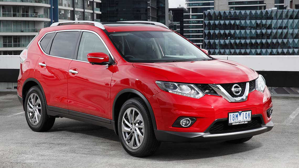 2014 nissan x trail st l 2wd review carsguide. Black Bedroom Furniture Sets. Home Design Ideas