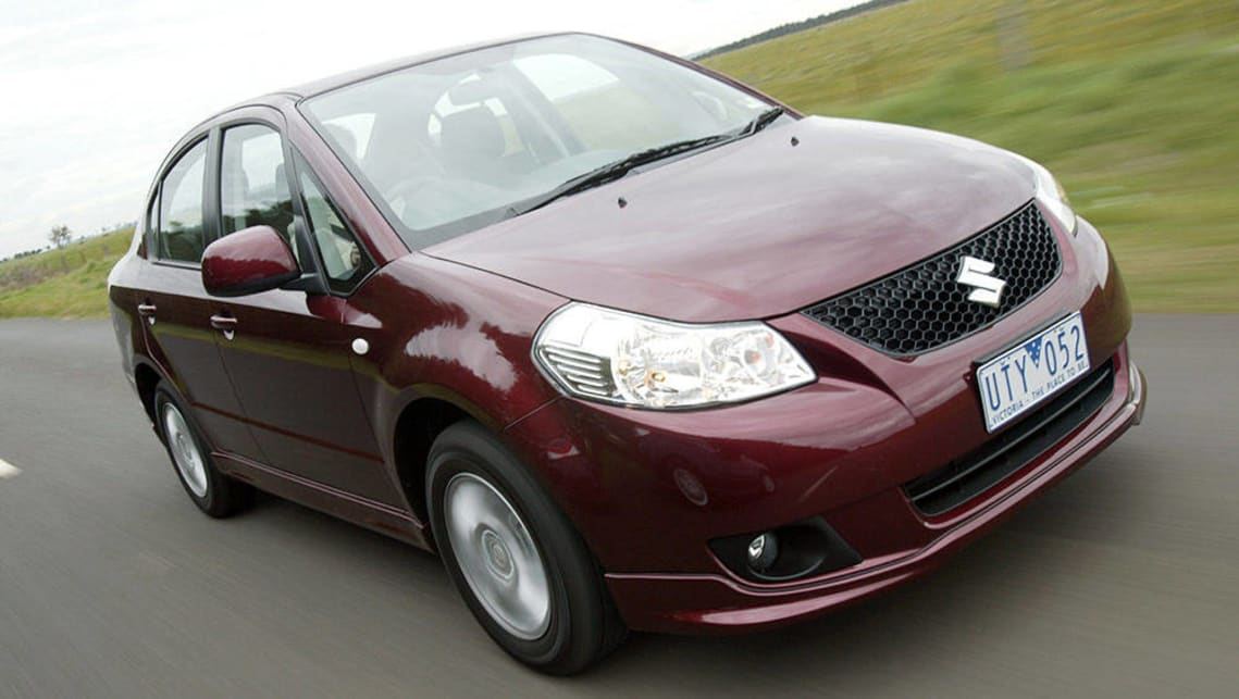 suzuki sx4 used review 2007 2012 carsguide. Black Bedroom Furniture Sets. Home Design Ideas