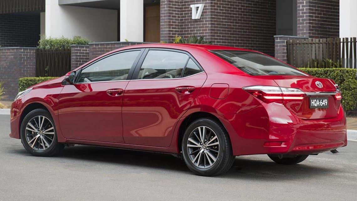 2017 Toyota Corolla sedan | new car sales price - Car News ...