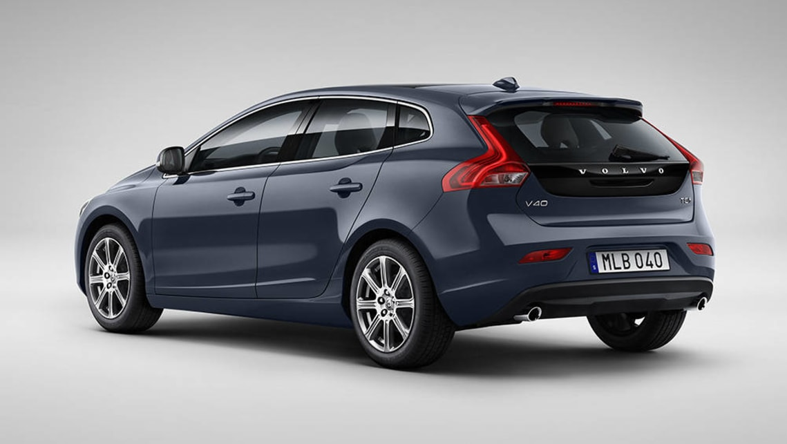 Volvo V40 D4 Inscription 2016 Review Road Test Carsguide