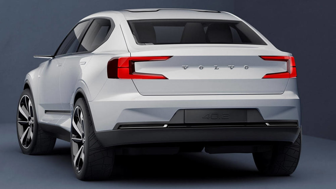 Volvo Previews New Xc40 Suv And S40 Sedan With New Concepts Car News Carsguide