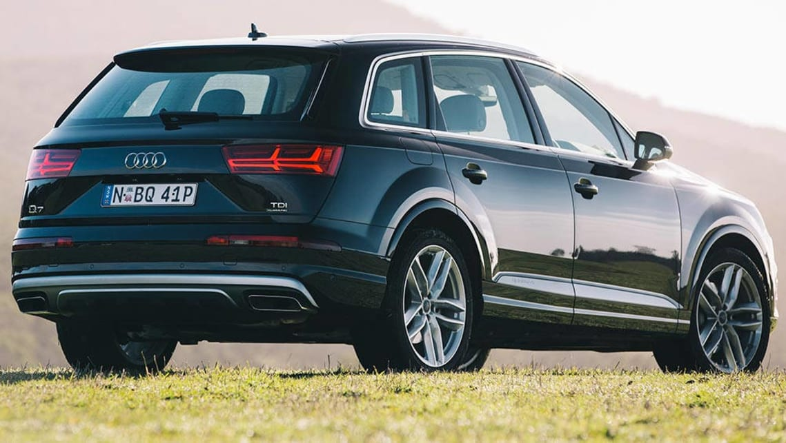 2016 audi q7 3 0 tdi 200 review road test carsguide. Black Bedroom Furniture Sets. Home Design Ideas
