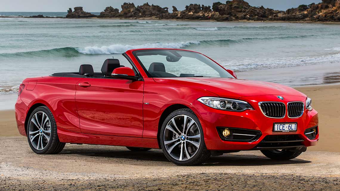 2015 Bmw 228i Convertible Review Carsguide