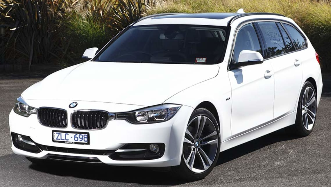 Cool 2016 BMW 3 Series Review  Road Test  CarsGuide
