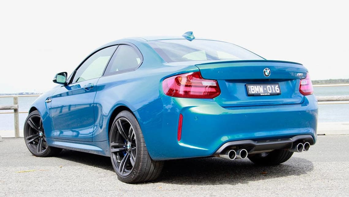 bmw m2 manual 2016 review road test video carsguide. Black Bedroom Furniture Sets. Home Design Ideas