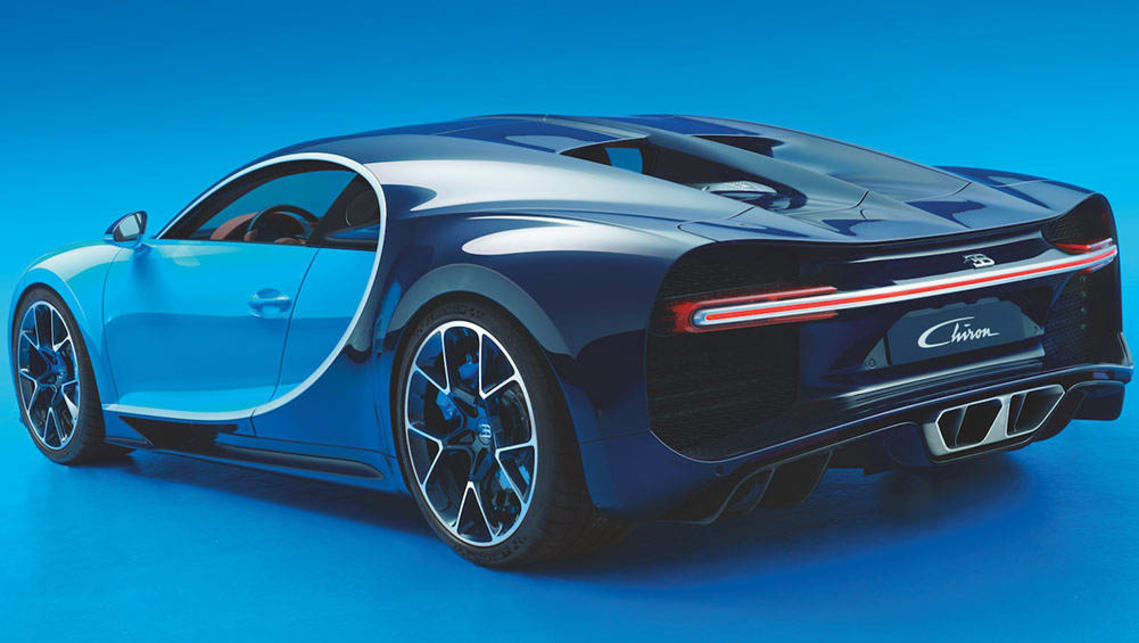 2017 bugatti chiron revealed car news carsguide. Black Bedroom Furniture Sets. Home Design Ideas