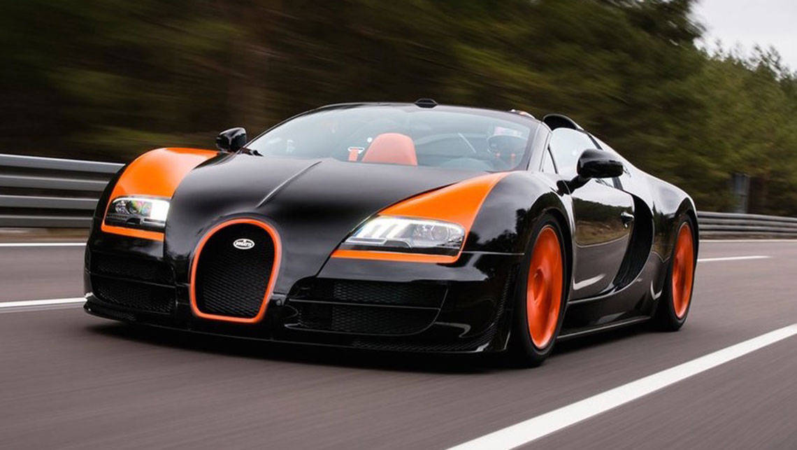 bugatti veyron w16 speed - photo #31
