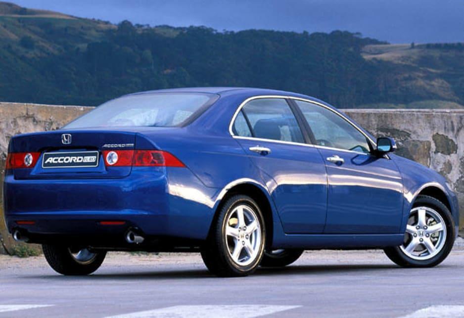 2008 Honda Accord V6 >> Honda Accord Euro and V6 used review   2003-2008   CarsGuide