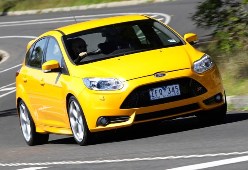 2014 ford focus st review carsguide. Cars Review. Best American Auto & Cars Review