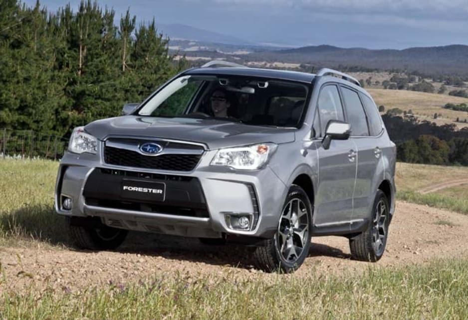 subaru forester xt review carsguide. Black Bedroom Furniture Sets. Home Design Ideas
