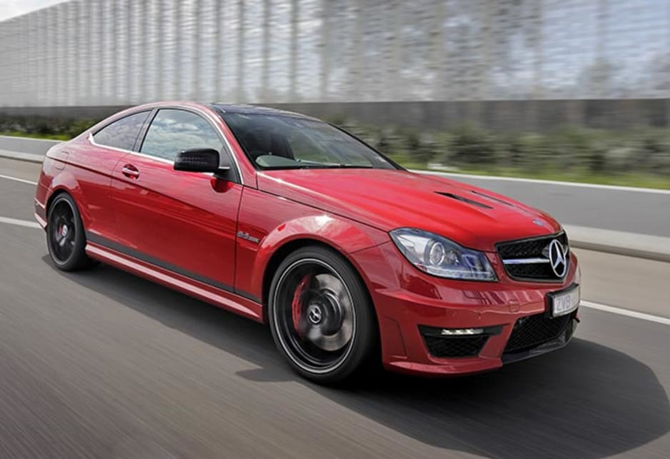 Mercedes benz c63 amg edition 507 revealed car news for Mercedes benz c63 amg edition 507