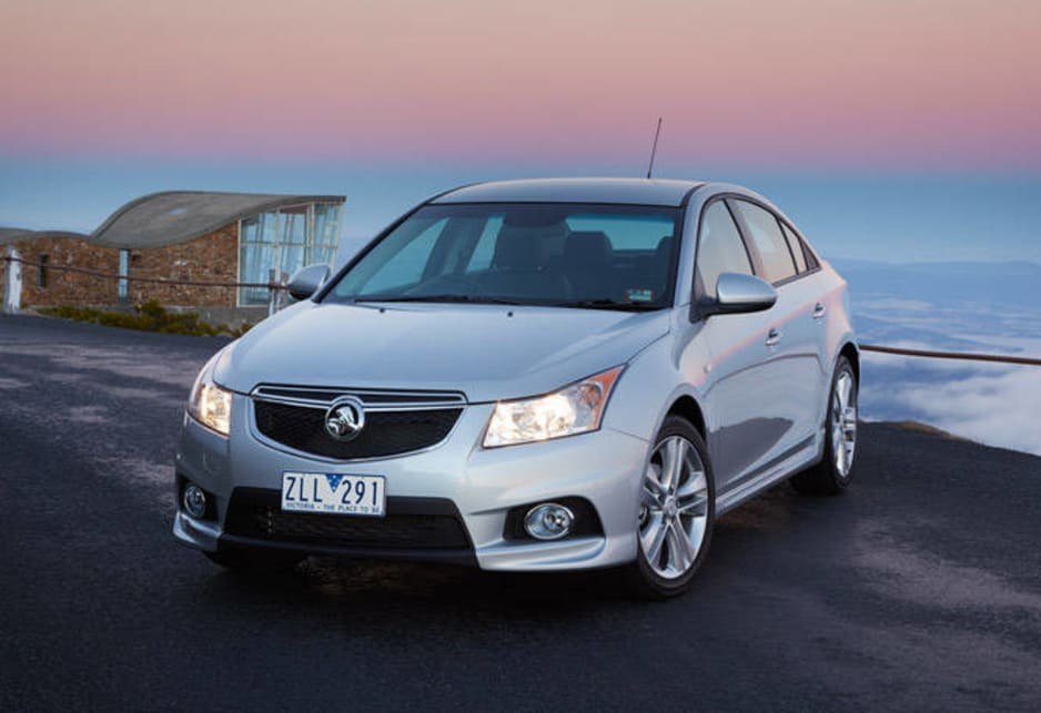 Holden Cruze Sriv Autos Post