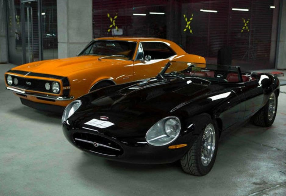 Fast and furious 6 the cars car news carsguide Wing motors automobiles