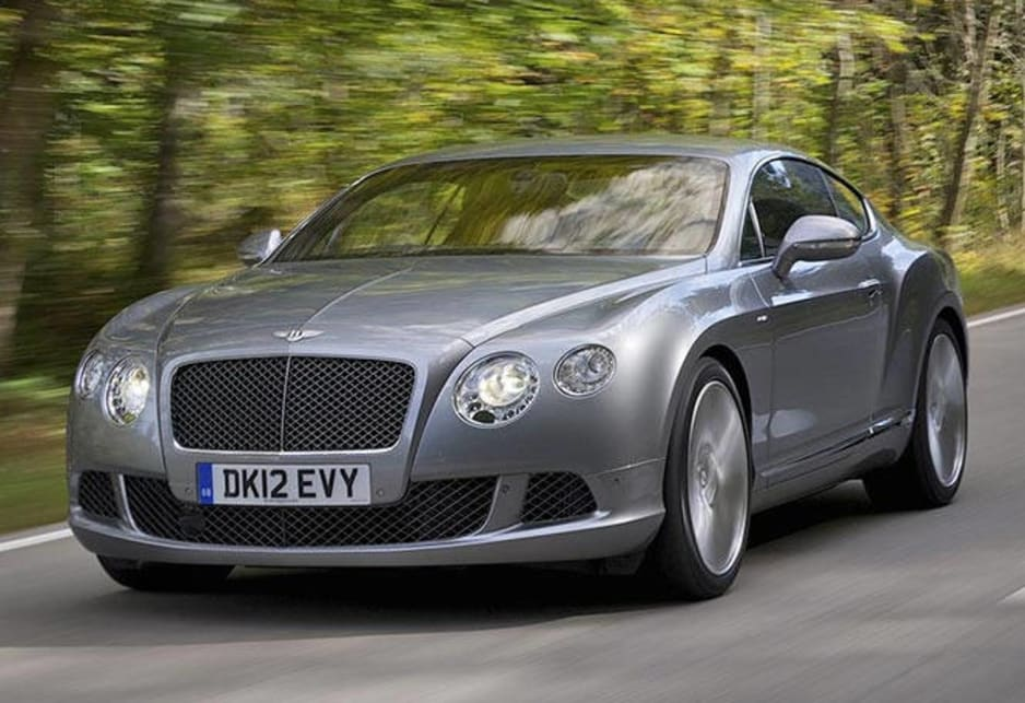 bentley continental gt speed review video carsguide. Black Bedroom Furniture Sets. Home Design Ideas