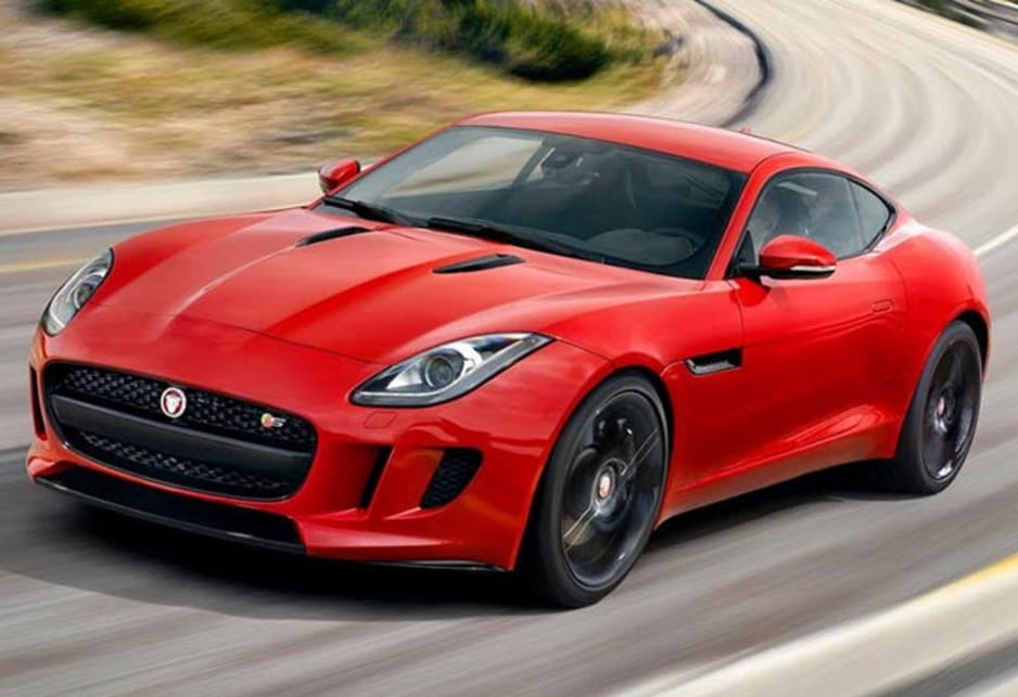 2014 jaguar f type coupe new car sales price car news carsguide. Black Bedroom Furniture Sets. Home Design Ideas