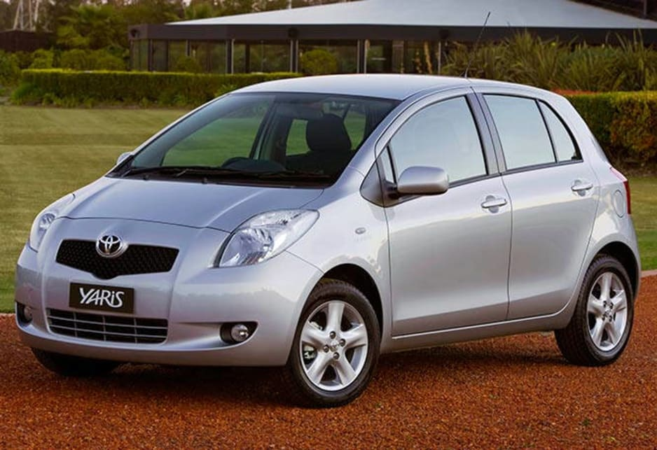toyota yaris used review 2005 2013 carsguide. Black Bedroom Furniture Sets. Home Design Ideas