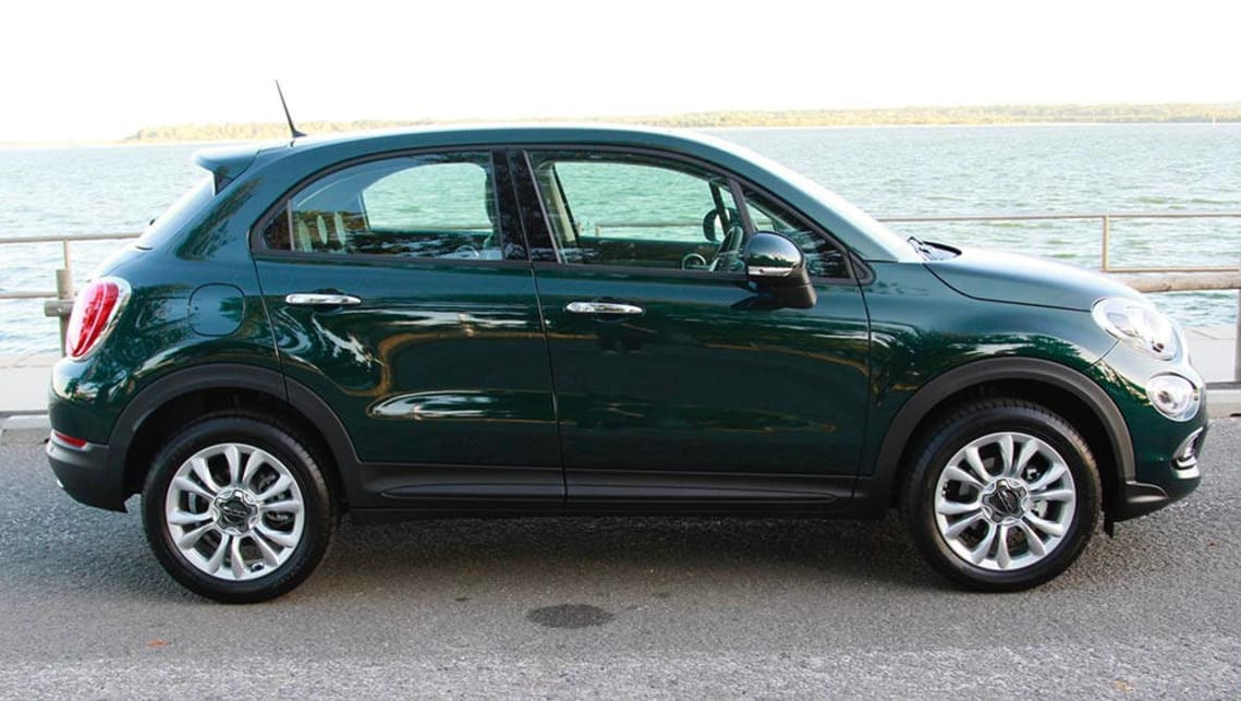 fiat 500x popstar automatic 2016 review road test carsguide. Black Bedroom Furniture Sets. Home Design Ideas