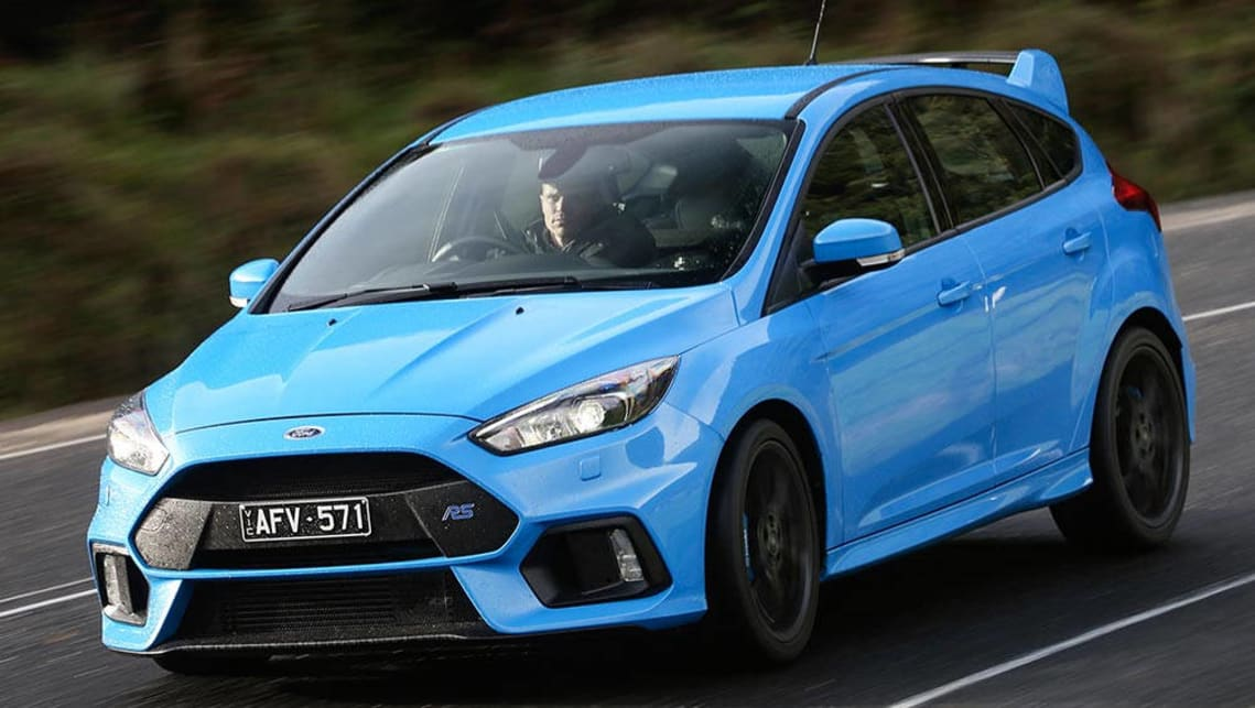 inside the 2016 ford focus rs tech details car news. Black Bedroom Furniture Sets. Home Design Ideas