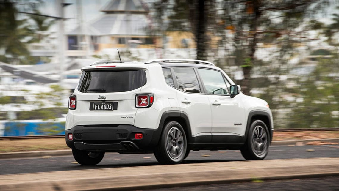 2016 jeep renegade limited review road test carsguide. Black Bedroom Furniture Sets. Home Design Ideas