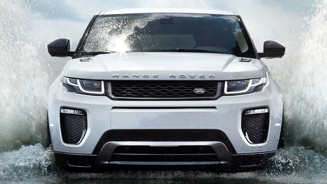 Range Rover Evoque Review >> 2016 Land Rover Range Rover Evoque review | first drive video | CarsGuide