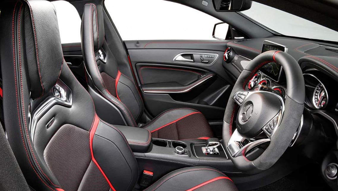 Mercedes Cla 200 Price In India >> 2016 Mercedes Benz Cla 45 Amg Shooting Brake Review Road   Autos Post