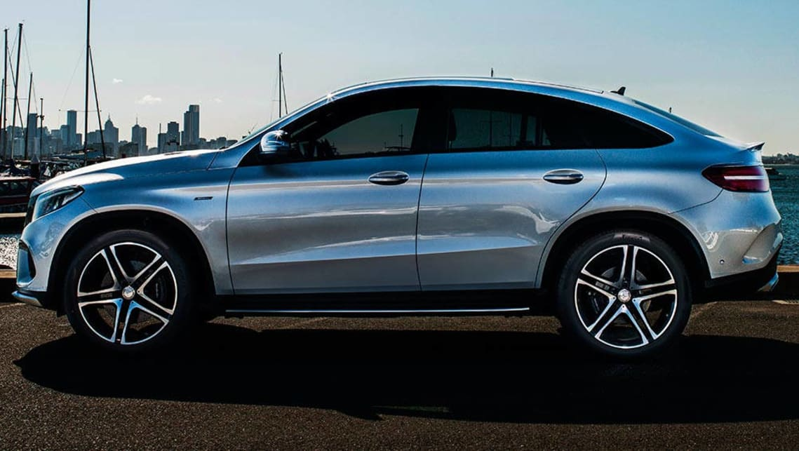 2015 mercedes benz gle and gle coupe review australian for Mercedes benz gle coupe for sale