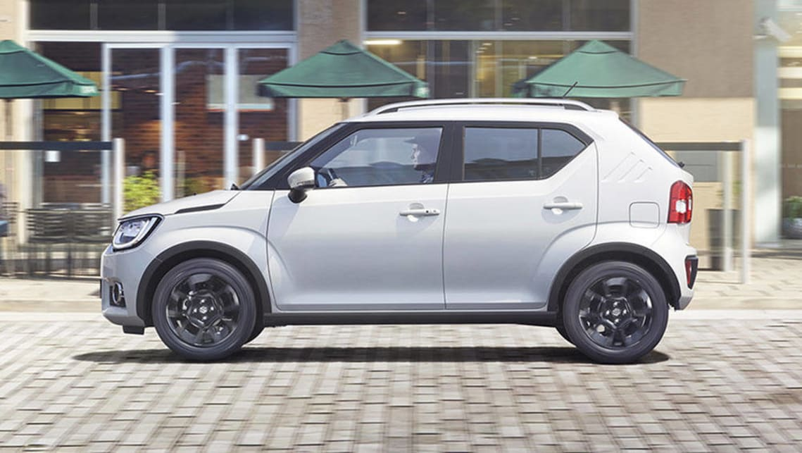 2017 Suzuki Ignis confirmed for Australia - Car News ...