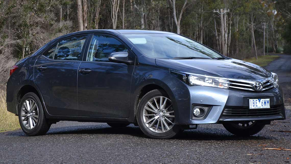 2015 toyota corolla review sx sedan video carsguide. Black Bedroom Furniture Sets. Home Design Ideas