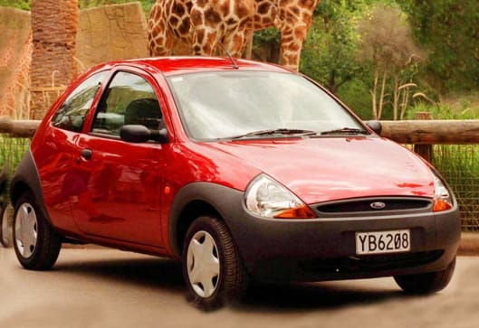 used car review ford ka 1999 2003 carsguide. Black Bedroom Furniture Sets. Home Design Ideas