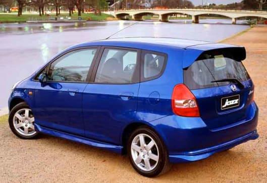 Used Car Review Honda Jazz 2002