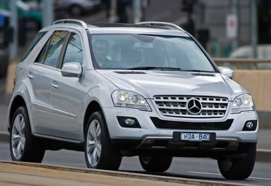 test drive mercedes benz ml320 cdi carsguide. Black Bedroom Furniture Sets. Home Design Ideas