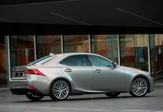 2014 lexus is250 review sports luxury carsguide. Black Bedroom Furniture Sets. Home Design Ideas
