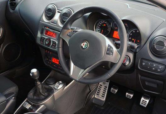Alfa romeo mito 14 16v lusso 3dr review