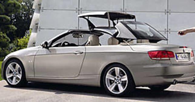 bmw 3 series convertible hardtop arrives car news carsguide. Black Bedroom Furniture Sets. Home Design Ideas