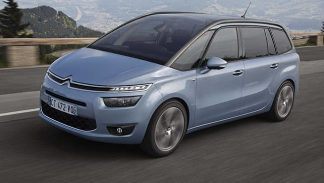 citroen grand c4 picasso reviews carsguide. Black Bedroom Furniture Sets. Home Design Ideas